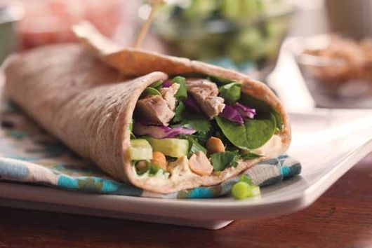 Wraps To Go with Chutney and Curry