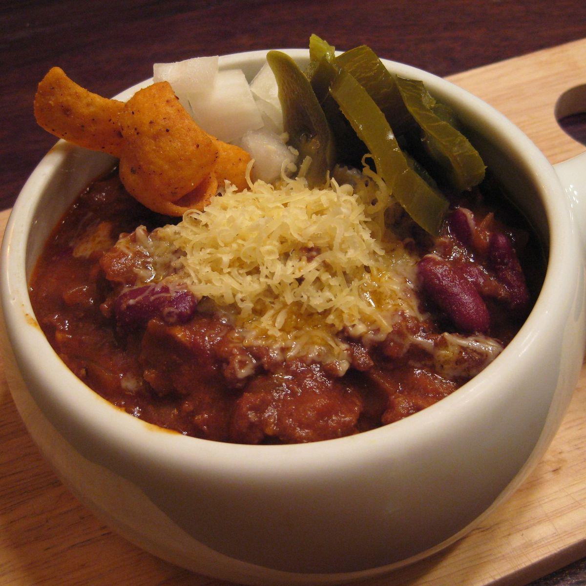 Championship Elk Chili Recipe On Food52