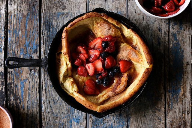 Berry Dutch Baby