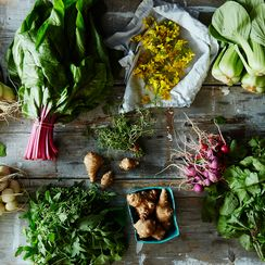 A Fridge Organizing Trick That Helps Keep My Greens Fresher, Longer