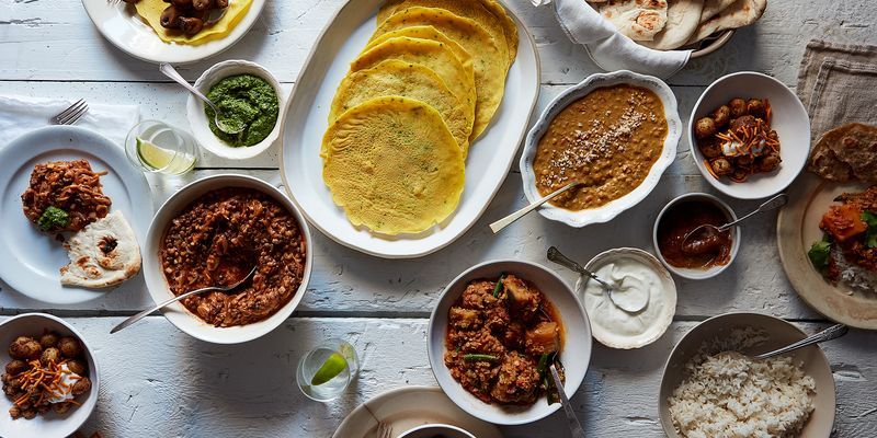 A pulse (lentils! beans! peas!) and a pulse recipe (dal! pudla! chaat!) for everyone