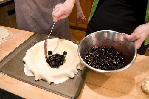 Himalayan Blackberry Pie