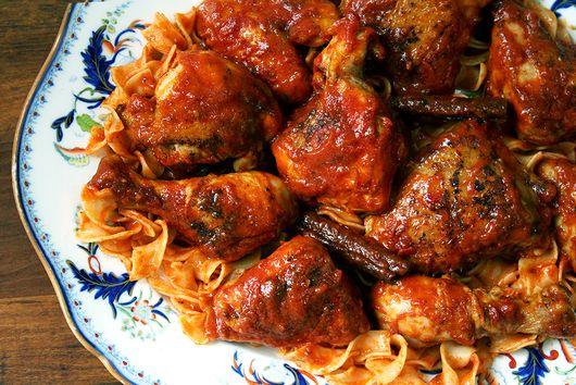Chicken Kapama