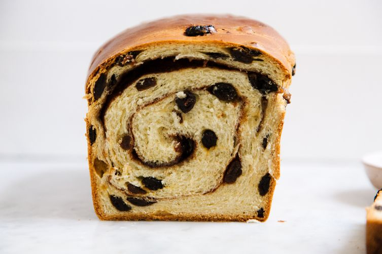 Cinnamon-Raisin Swirl Bread Recipe on Food52