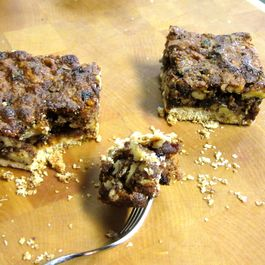 Date and Walnut Bars