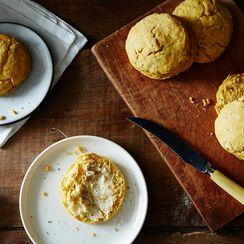 Vegan Sweet Potato Biscuits