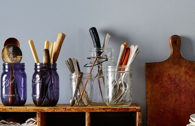 Upcycling Old Jars for Self-Care