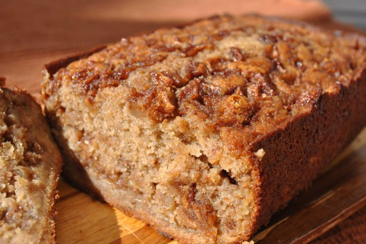 Apple Spice Banana Bread or Autumn Banana Bread