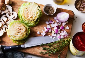 The Crazy Cabbage Hack That Will Make Prep 1000x Easier