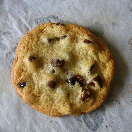 Not Just Any Chocolate Chip Cookie
