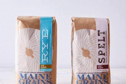 Organic Rye & Spelt Flour