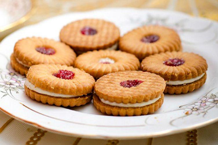 DIY Food: Jimjam Biscuits
