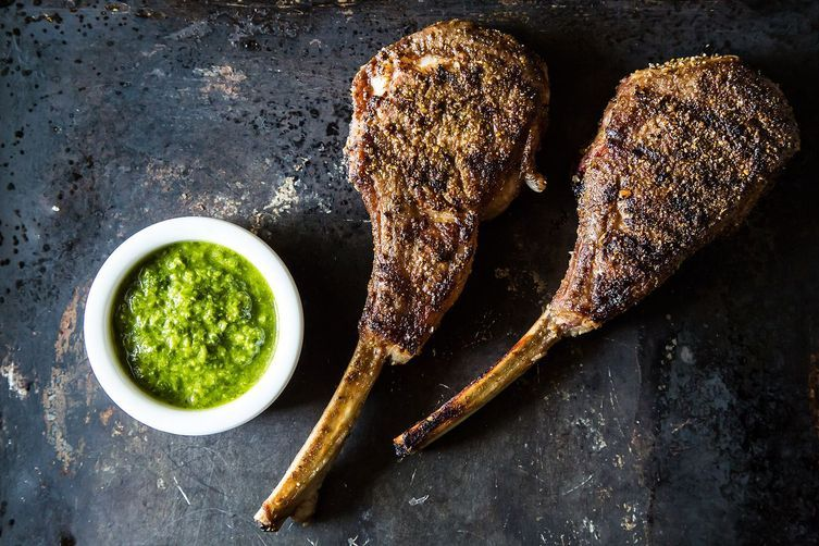 Szechuan Lamb Chops on Food52