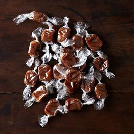 Maple + Cracked Black Pepper Caramels