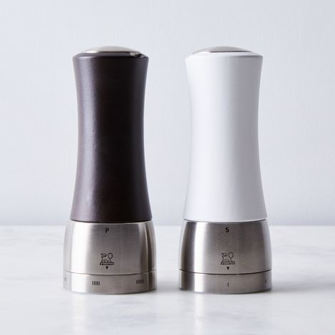 Food52 x Peugeot Madras USelect Salt & Pepper Mill Set