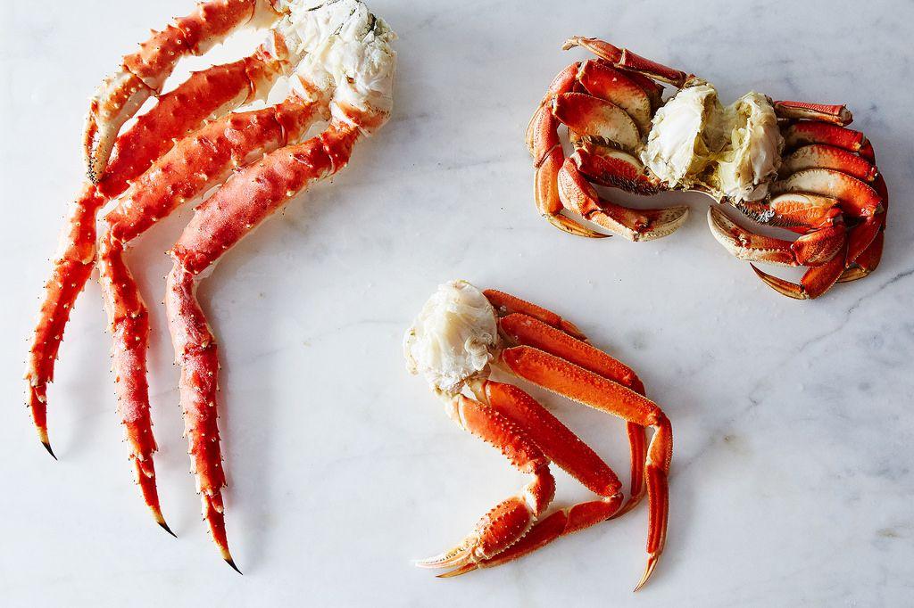 cracked crab legs recipe