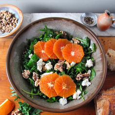 Surprising Kale Salad