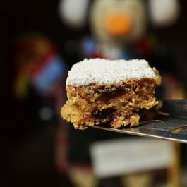 Holiday Mince Bars