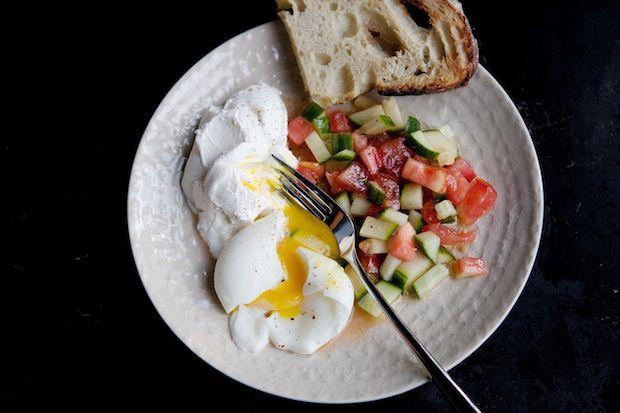 A Turkish(ish) Breakfast