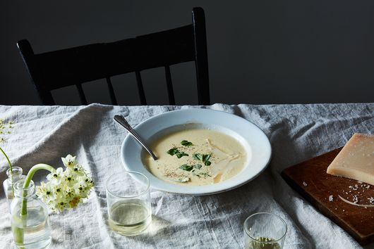The Surprising Ingredient That'll Make Corn Soup Taste Cornier