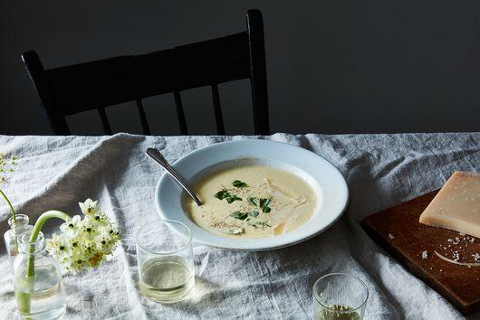The Surprising Ingredient That'll Make Corn Soup Taste Cornier