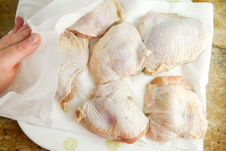 Chicken Thighs Confit