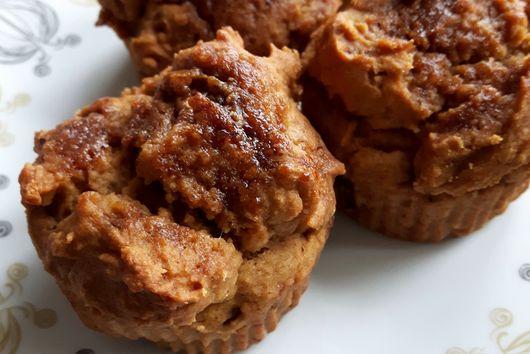 Apricot Pumpkin Muffins (Gluten-free, Dairy-free, Nut-free)