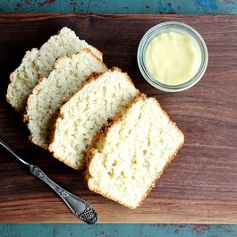 coconut quick bread by porchapples