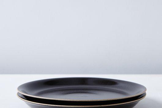 Black Ceramic Dinnerware