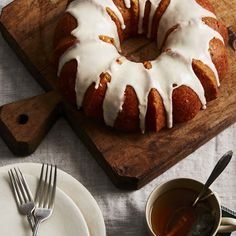 This Super-Simple Orange Cake has a Kooky, Genius Secret Ingredient