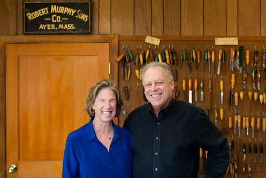Meet Your Makers: Mimi Younkins and Mark Furman of R. Murphy Knives