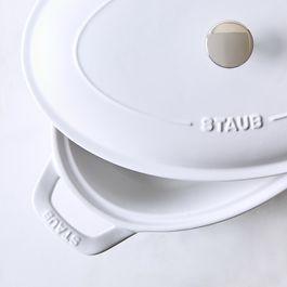 Staub Matte Ceramic Covered Baking Dish