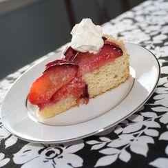 Dutch Plum Cake