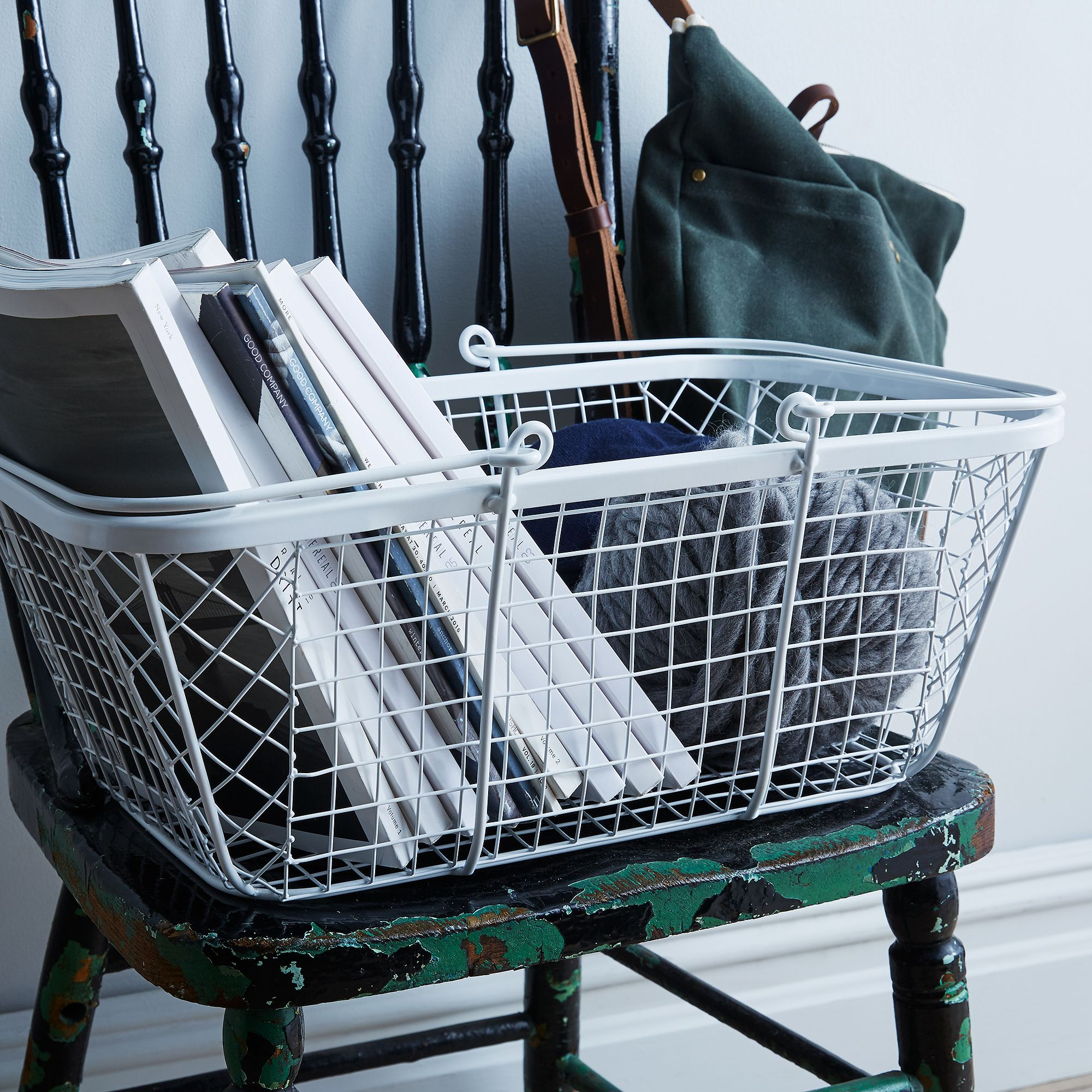 Wire Bread Basket on Food52