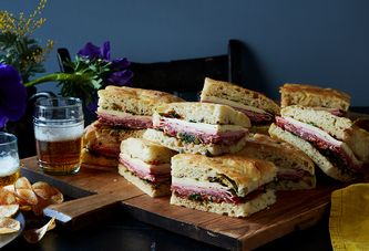 The Muffuletta That Changed My Mind About What a Sandwich Can Be