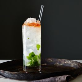 How to Make a Queens Park Swizzle
