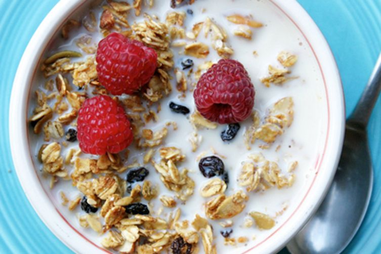 Oil-Free, Sugar-Free, and Vegan Sesame Granola