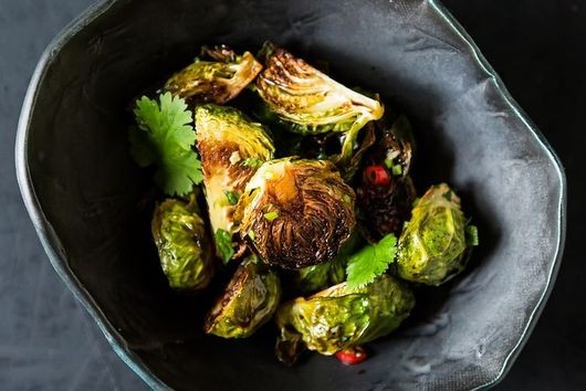The Brussels Sprouts Recipes Two Vegetable Fanatics Serve on Thanksgiving