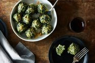 Gnocchi Verde (Spinach and Ricotta Dumplings)