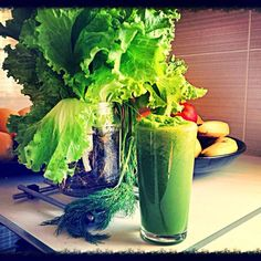 Surprisingly Delicious Veggie Smoothie