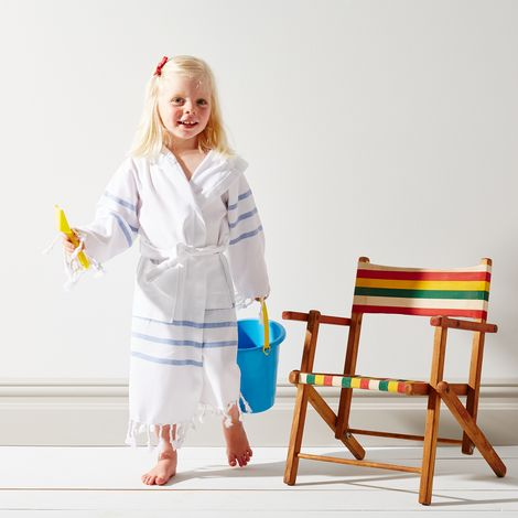 Child's Spa Bathrobe