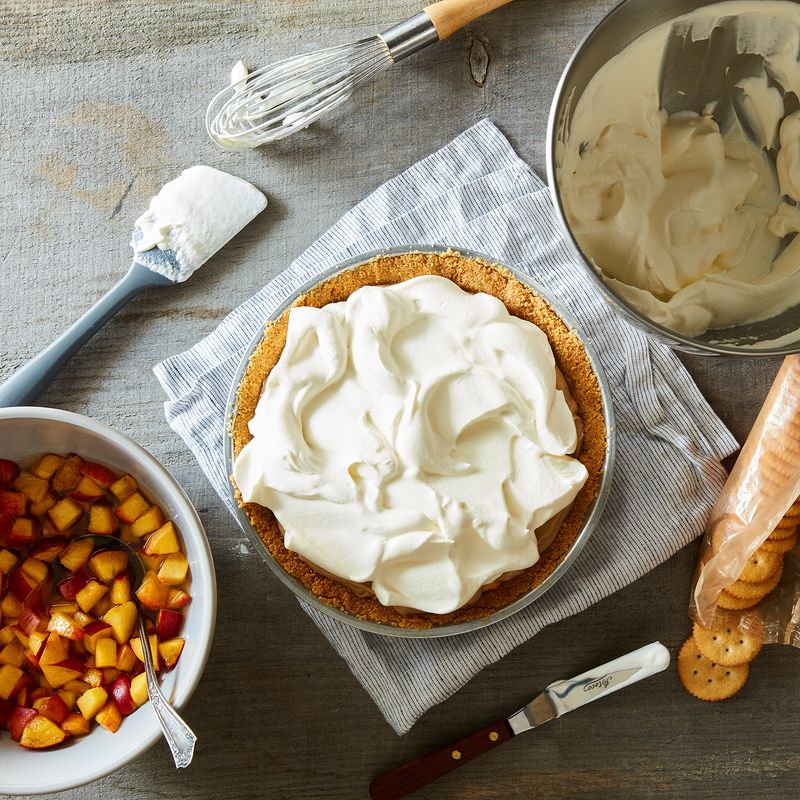 Now's your chance to show off your whipped cream swirling skills.