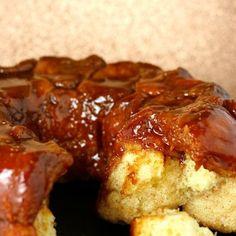 Cinnamon Apple Monkey Bread