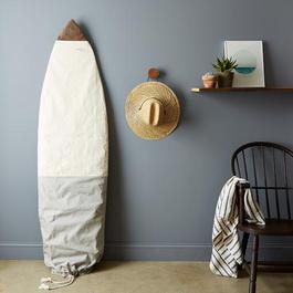 Canvas Stormy Surfboard Bag