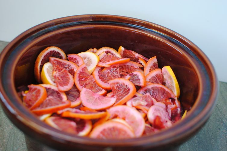 Blood Orange Marmelade