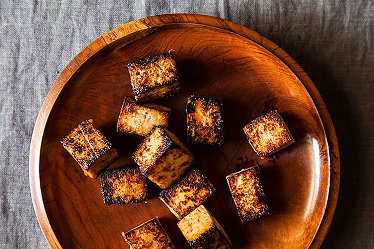 Japanese Fried Tofu