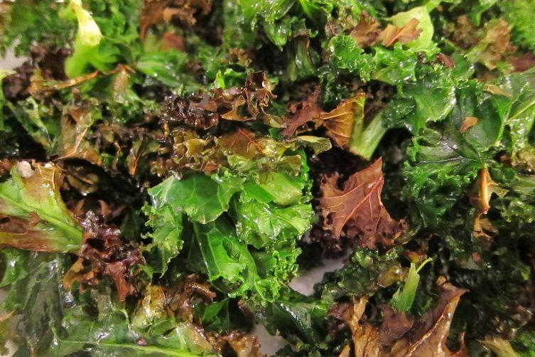 Perfect Roasted Kale