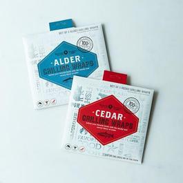 Cedar & Alder Grilling Wraps