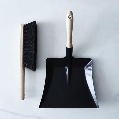 [OLD] Vintage-Inspired French Brush & Dustpan Set