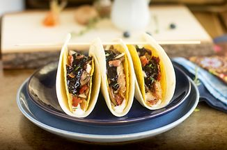 0d9187ea 3401 4a77 ad2d c7e731c636de  turkey tacos with blueberry sauce